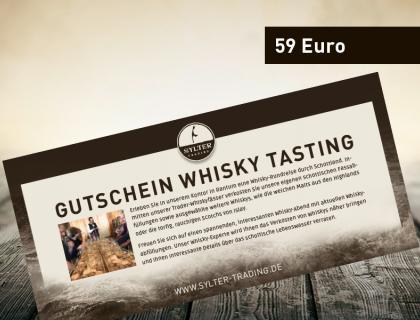 Tasting Gutschein 59 EUR