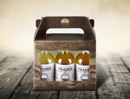 Mini Box Trader Whisky