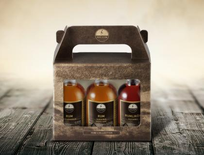 Mini Box Rum