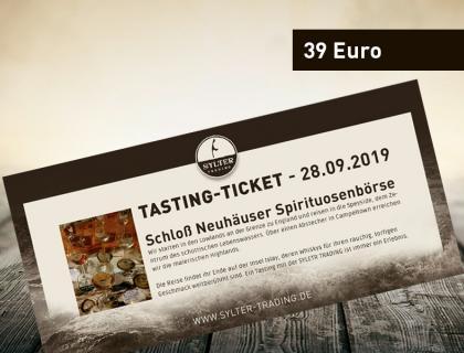 Tasting Ticket 28.09.2019