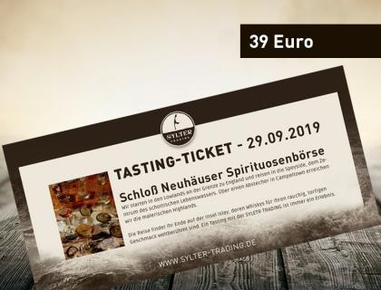 Tasting Ticket 29.09.2019