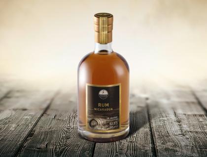 Nicaragua Rum 10y
