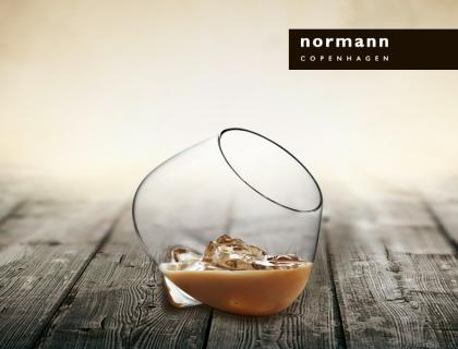 Normann Likör Glas